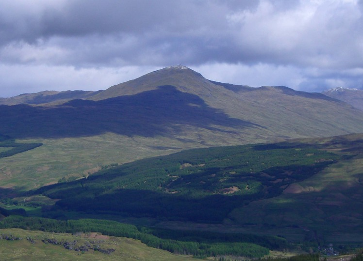 Beinn Challuim weather