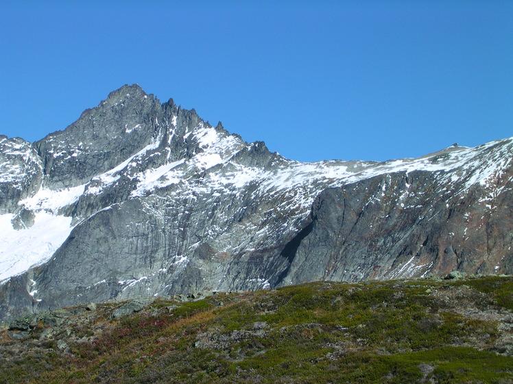 Forbidden Peak weather