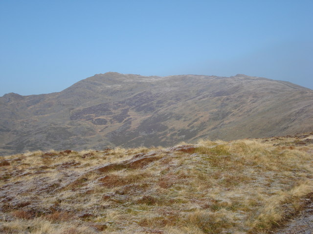 Y Garn (Rhinogydd) weather