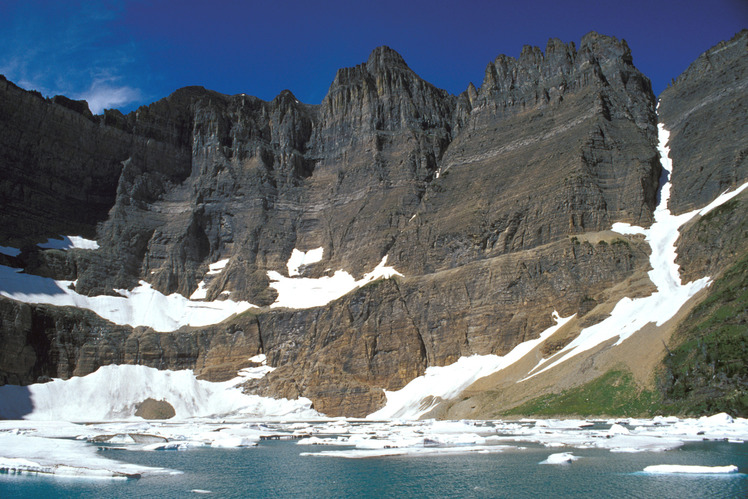 Iceberg Peak (Montana) weather
