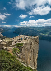 Preikestolen photo