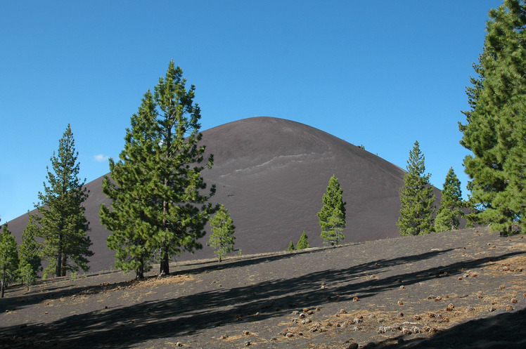 Cinder Cone and the Fantastic Lava Beds weather