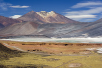 Cerros de Incahuasi photo
