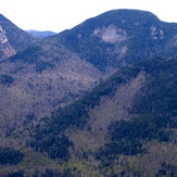 Lower Wolfjaw Mountain