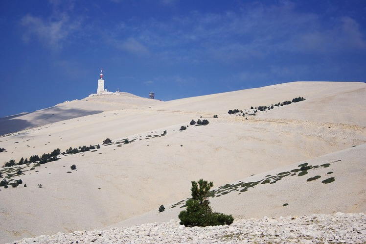 Mont Ventoux weather