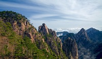 Mount Huang or Huangshan (黄山) photo