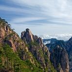 Mount Huang or Huangshan (黄山)