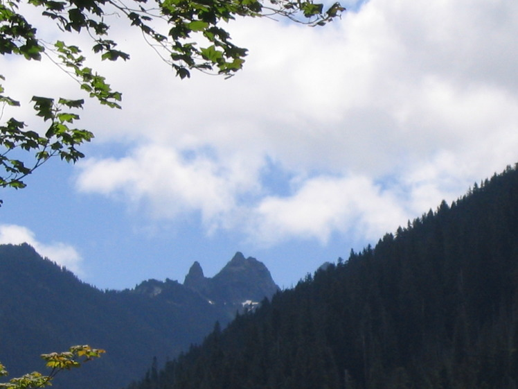 Mount Index weather