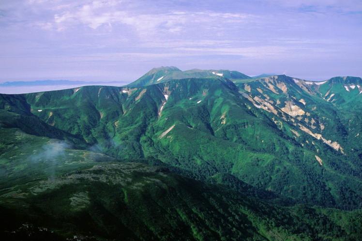 Mount Tomuraushi (Daisetsuzan) weather