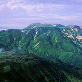 Mount Tomuraushi (Daisetsuzan)