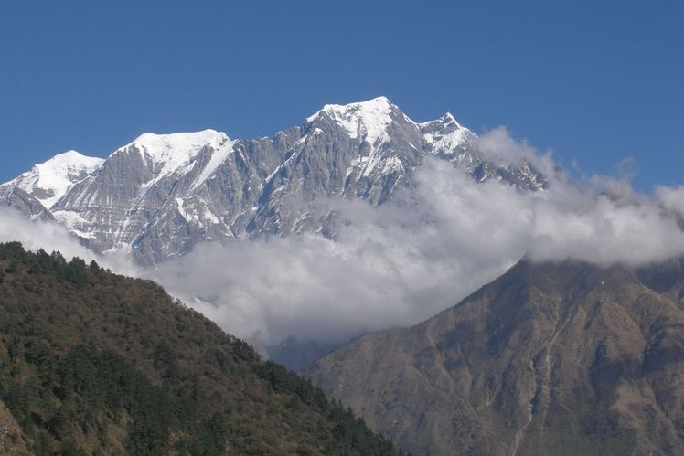 Nilgiri Himal weather