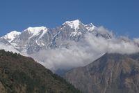 Nilgiri Himal photo