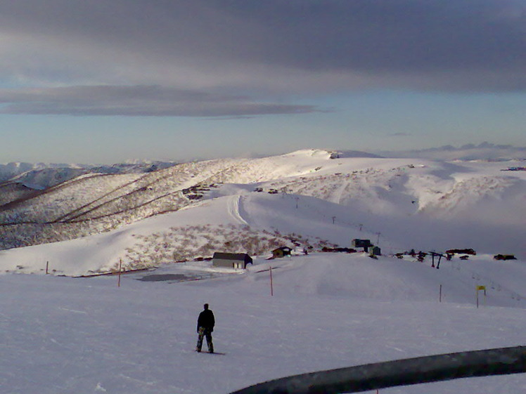 Mount Hotham weather