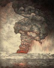 Krakatoa photo