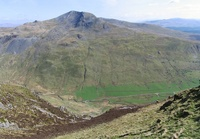 Moelwyn Mawr North Ridge Top photo