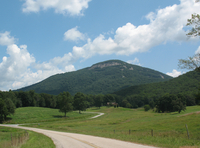 Yonah Mountain photo