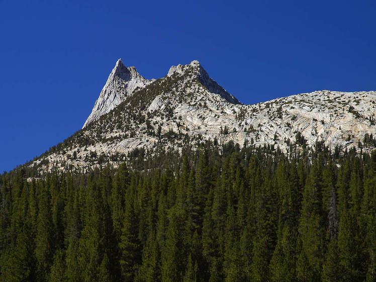 Cathedral Peak (California) weather