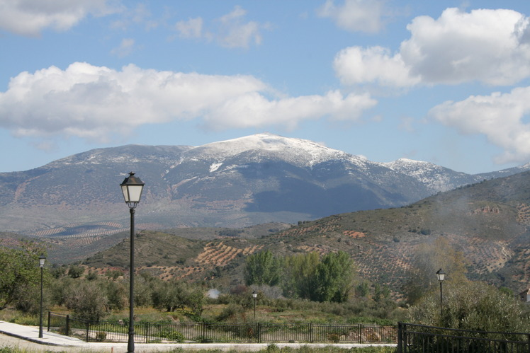 Sierra Mágina weather