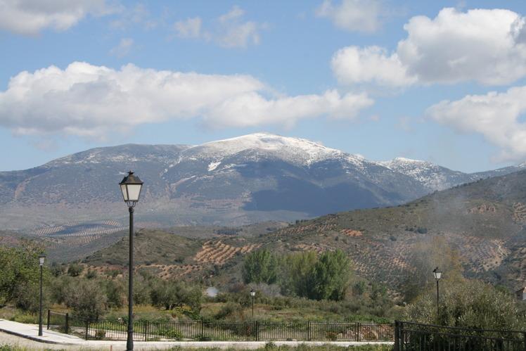 Sierra Mágina weather
