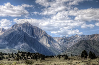 Mount Morrison (California) photo