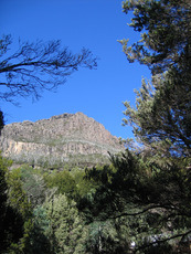 Castle Crag (Tasmania) photo