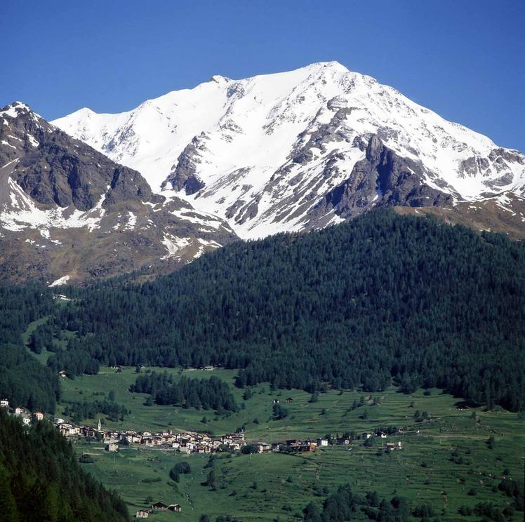Monte Vioz weather