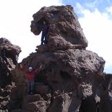 The eagle rock, سبلان