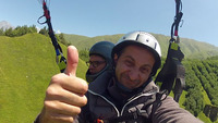 Kasbek Paragliding, Kazbek or Kasbek photo