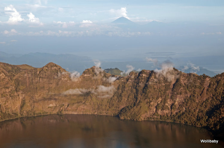 Mount Rinjani weather