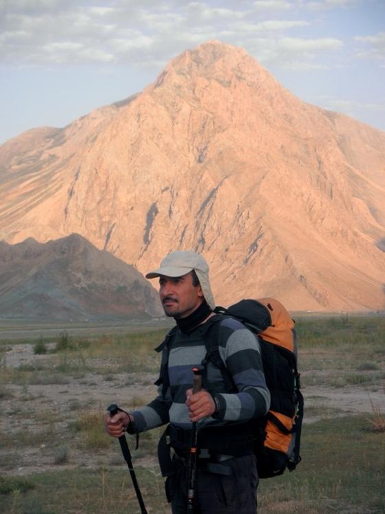 Ali  Saeidi  NeghabeKoohestaN, دماوند