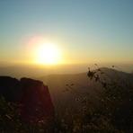 Sun rising ..., Trem - Suva planina