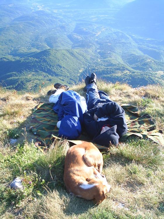 Between reality and the dream ..., Trem - Suva planina