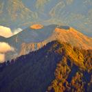 view on Batur