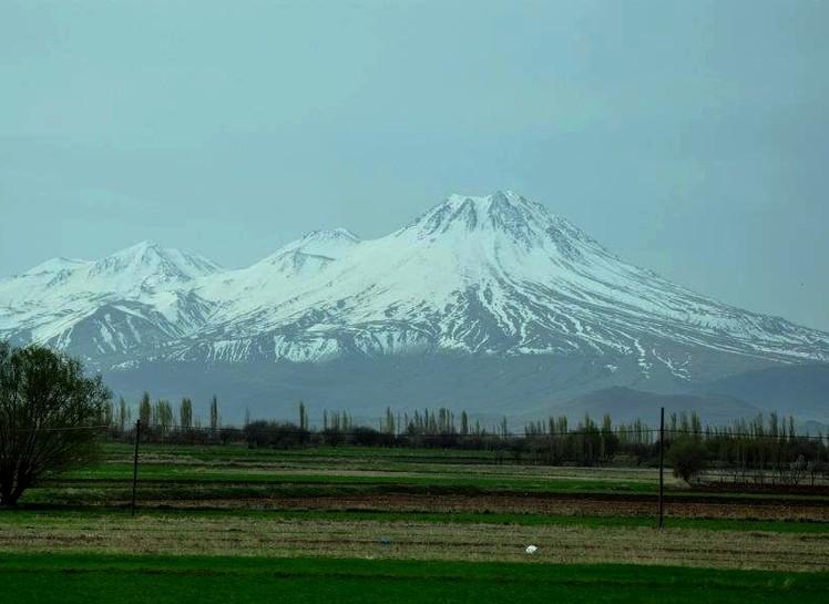 Hasan dağı, Hasandag or Hasan Dagi