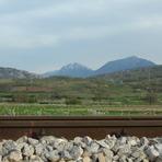 Trem ~ Sokolov kamen <> In the distance ..., Trem - Suva planina