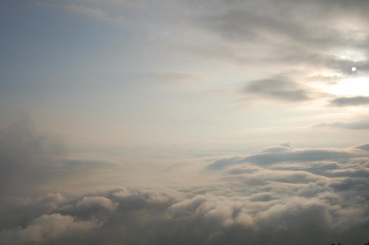 Above ..., Trem - Suva planina