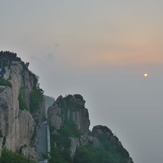 sunrise(泰山日出), Mount Tai (泰山)