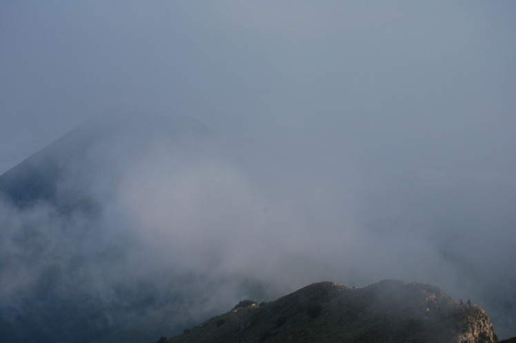 In The Clouds ..., Trem - Suva planina