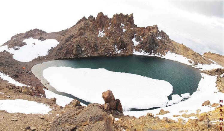 North  Face  Sabalan, سبلان