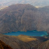 gahar lake, Sanboran or Oshtoran Kooh