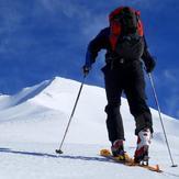 Esqui de Travesia en Patagonia, Lonquimay