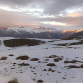 Mt. Binalud from near peaks, Mount Binalud