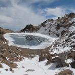 Savalan Lake, سبلان