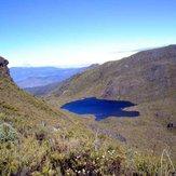 Laguna , San Juan Chirripó CR., Cerro Chirripo