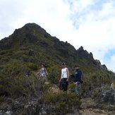 Cerro Chirripó CR, Cerro Chirripo