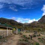 Refugio Base Crestones, Chirripó Costa Rica., Cerro Chirripo