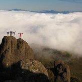 Cerro Terbi, Chirripó Costa Rica., Cerro Chirripo