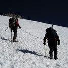 La montura de los 4000 mts