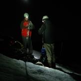 nocturna, Volcan Lanin