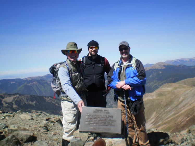 9/15/12 Wheeler Peak hike